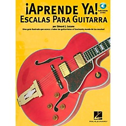 Music Sales APRENDE YA! - A TOCAR ESCALAS PARA GUITARRA BOOK/CD (14002012)