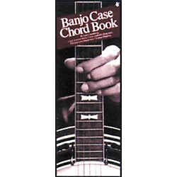 Music Sales Banjo Case Chord Book (14024235)