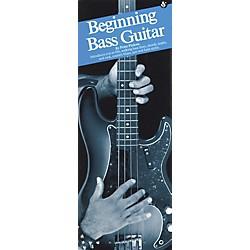 Music Sales Beginning Bass Guitar (14003817)