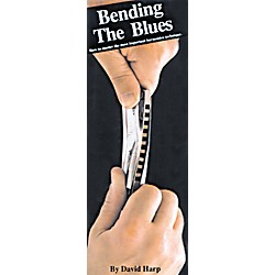 Music Sales Bending the Blues Harmonica Book (14003902)