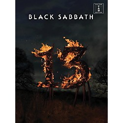 Music Sales Black Sabbath - 13 Guitar Tab Songbook (14042759)