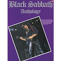 Music Sales Black Sabbath Anthology Guitar Tab (Book) (14004479)