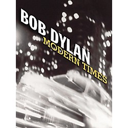 Music Sales Bob Dylan  Modern Times Piano, Vocal, Guitar Songbook (14004736)