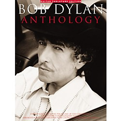 Music Sales Bob Dylan Anthology Guitar Tab Songbook (14004740)