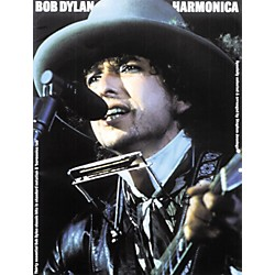 Music Sales Bob Dylan Harmonica (Book) (14004751)