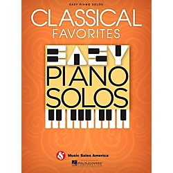 Music Sales Classical Favorites - Easy Piano Solos (14041285)