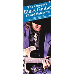 Music Sales Compact Blues Guitar Chord Reference (14004678)