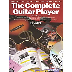 Music Sales Complete Guitar Player Book 1 with CD (New Edition) (14022709)