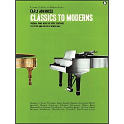 Music Sales Early Advanced Classics To Moderns By Denes Agay (14009782)