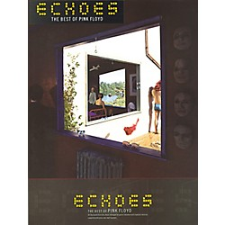 Music Sales Echoes - The Best of Pink Floyd Guitar Tab Songbook (14025583)