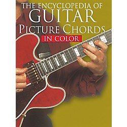 Music Sales Encyclopedia of Guitar Picture Chords in Full Color (Book) (14010345)