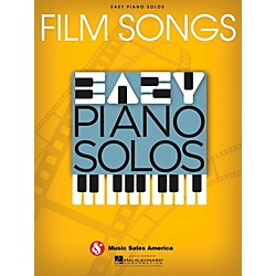 Music Sales Film Songs  Easy Piano Solos (14041284)