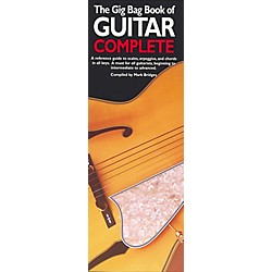 Music Sales Gig Bag Book of Guitar - Complete (14013499)