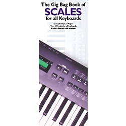 Music Sales Gig Bag Book of Scales for all Keyboards (14012667)