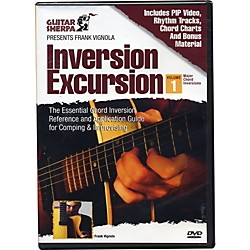 Music Sales Guitar Sherpa Presents Frank Vignola: Inversion Excursion (DVD) (14010678)