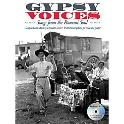 Music Sales Gypsy Voices - Songs from The Romani Soul - Vocal/Guitar Transcriptions (14042141)