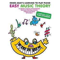 Music Sales Learning To Play Piano Easy Music Theory (14042184)