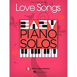 Music Sales Love Songs - Easy Piano Solos (14041283)