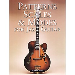 Music Sales Patterns, Scales and Modes for Jazz Guitar Book (14025163)