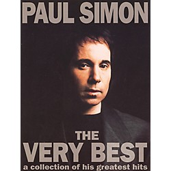 Music Sales Paul Simon  The Very Best Piano, Vocal, Guitar Songbook (14034902)