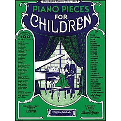 Music Sales Piano Pieces For Children (14025513)