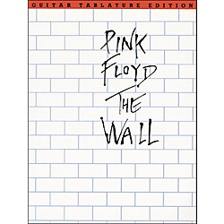 Music Sales Pink Floyd The Wall Guitar Tab Songbook (14025580)
