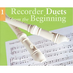 Music Sales Recorder Duets From the Beginning Book 1 (14027026)