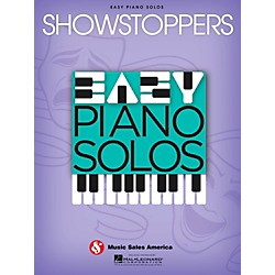 Music Sales Showstoppers - Easy Piano Solos Series (14041287)