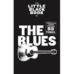 Music Sales The Blues - The Little Black Book Series (14041899)