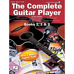 Music Sales The Complete Guitar Player Books 1, 2 and 3 (14022712)