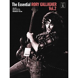 Music Sales The Essential Rory Gallagher Vol. 2 Tab Book (14009210)