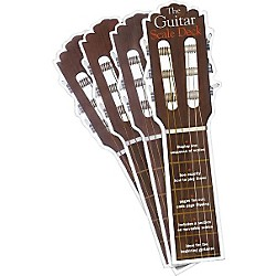 Music Sales The Guitar Scale Deck (14013525)