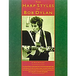 Music Sales The Harp Styles of Bob Dylan (Book) (14004775)
