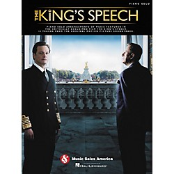 Music Sales The King's Speech - Music From The Motion Picture Soundtrack Piano Solo (14041526)