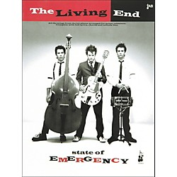 Music Sales The Living End State Of Emergency Guitar Tab Songbook (14019261)