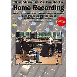 Music Sales The Musician's Guide to Home Recording Book (14022422)