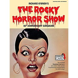 Music Sales The Rocky Horror Picture Show - 40th Anniversary Piano/Vocal Selections Book/Online Audio (14042919)
