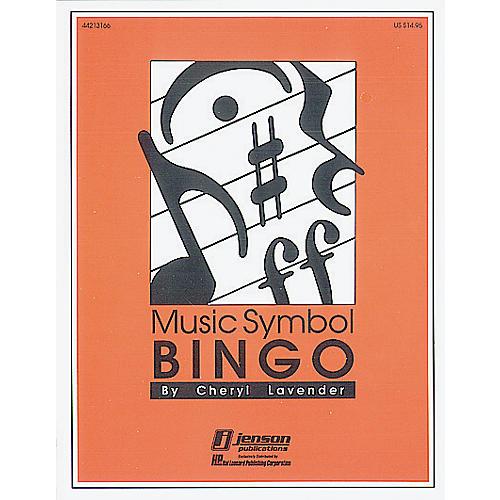 Hal Leonard Music Symbol Bingo (Game)-thumbnail