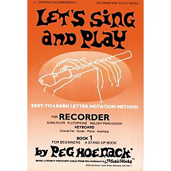 Music Works Let's Sing and Play (L-1Cd-T)