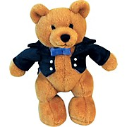 Alfred Music for Little Mozarts Plush Toy -- Beethoven Bear (Level 1-4)