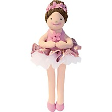 Alfred Music for Little Mozarts Plush Toy -- Nina Ballerina (Level 3-4)