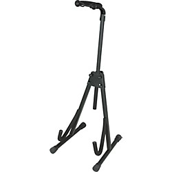 Musician's Gear Deluxe A-Frame Electric Guitar and Bass Stand (SSG-QZ-MG)