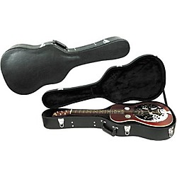 Musician's Gear Deluxe Archtop Hardshell Squareneck Guitar Case (SO-069-MC22SQ)