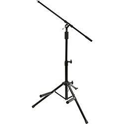 Musician's Gear Deluxe Tripod Amp Stand with Fixed Boom (RS7500-MSB203 KIT)
