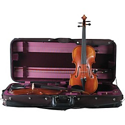 Musician's Gear Double Violin Case (SO-069-BC32)