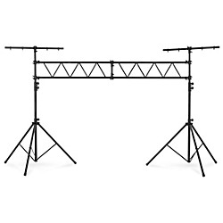 Musician's Gear Lighting Stand with Truss (IS-815-BK-MG)