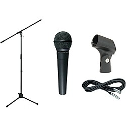 Musician's Gear Nady Microphone Package (MG-NMP1 KIT)