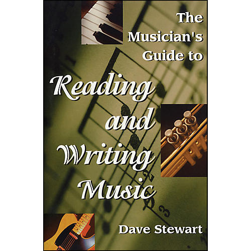 Backbeat Books Musician's Guide To Reading & Writing Music-thumbnail
