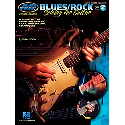 Musicians Institute Blues/Rock Soloing for Guitar (Book/CD) (695680)