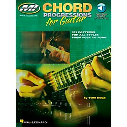Musicians Institute Chord Progressions for Guitar (Book/CD) (695664)